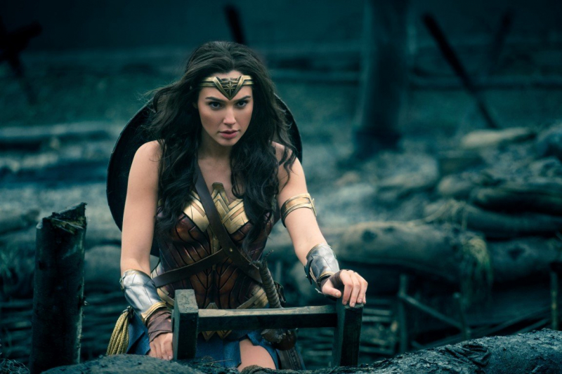 Wonder Woman – recenzja filmu
