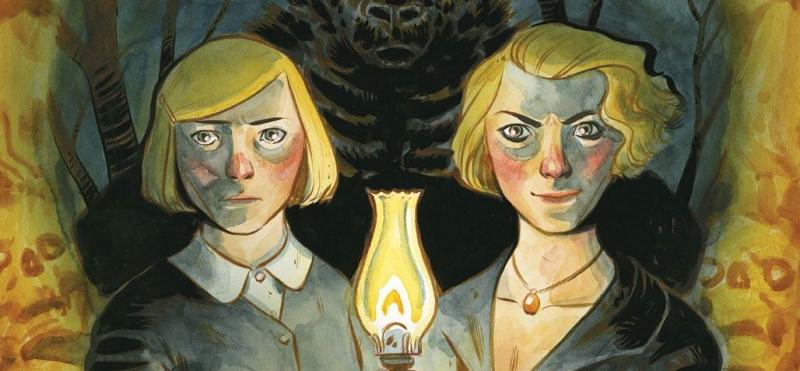 Hrabstwo Harrow #02: Siostry – recenzja komiksu