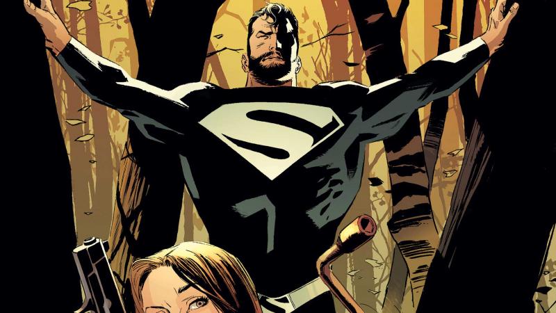Droga do Odrodzenia. Superman – Lois i Clark – recenzja komiksu