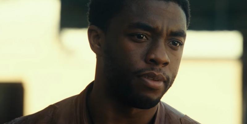 Chadwick Boseman w zwiastunie filmu Message from the King