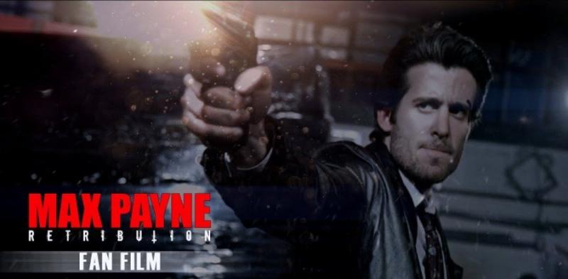 Max Payne Retribution. Zobaczcie fanowski film