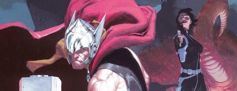 Thor Gromowładny #04: Ostatnie dni Midgardu: Bóg kontra korporacja – recenzja