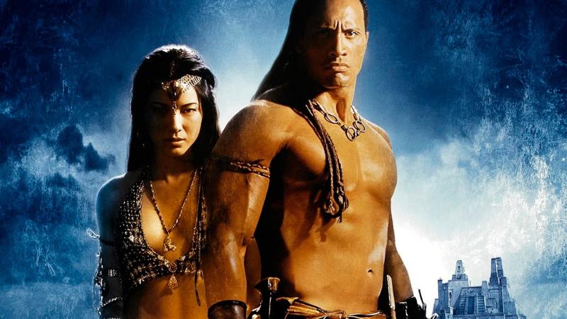 Muzyka Filmowa: Król Skorpion