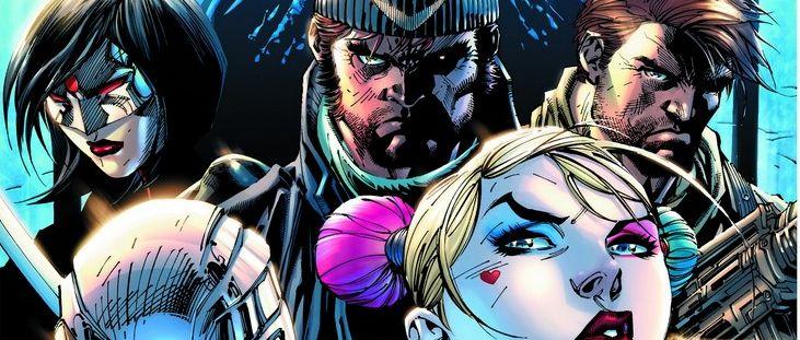 Suicide Squad #01: Czarne więzienie – recenzja komiksu