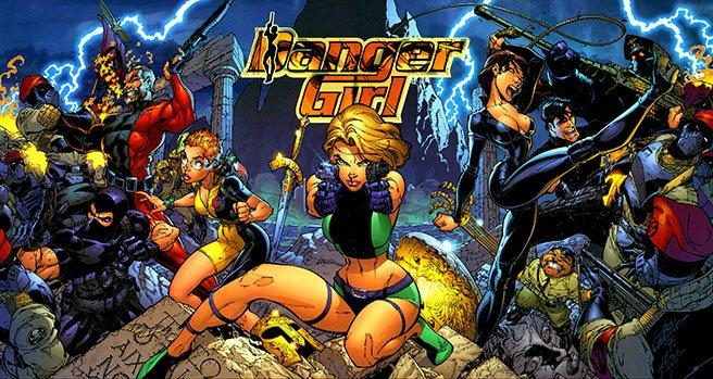 Film na podstawie komiksu Danger Girl znalazł scenarzystę