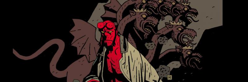Drawing Monsters: powstaje dokument o twórcy Hellboya