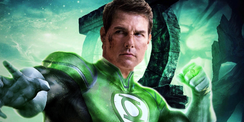 Plotka: Tom Cruise zagra Zieloną Latarnię w Kinowym Uniwersum DC?