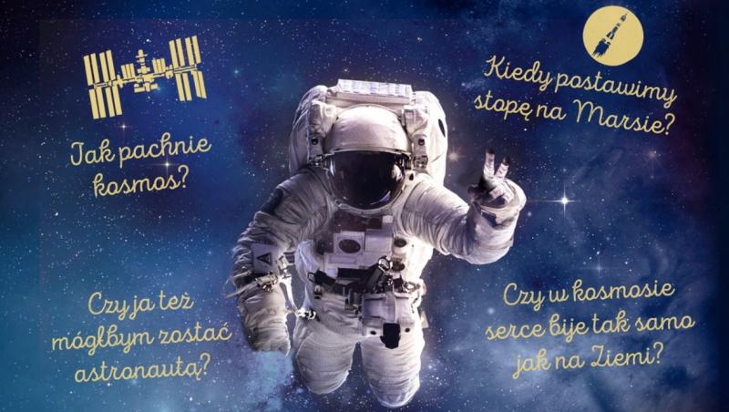 Zapytaj astronautę – recenzja książki