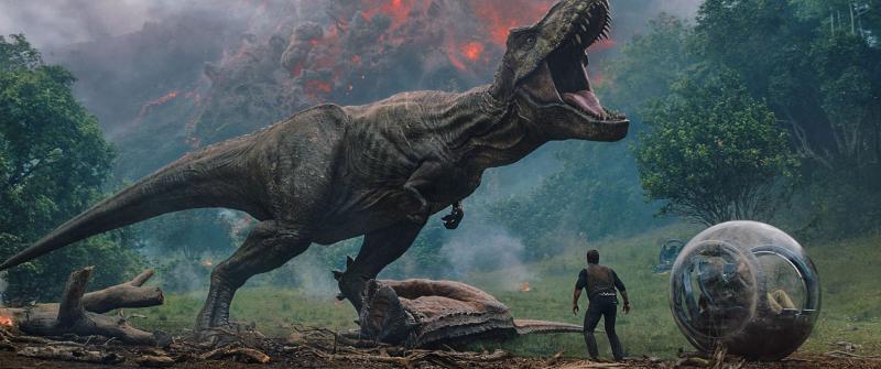 Jurassic World 3 - Chris Pratt porównuje film do Avengers: Endgame