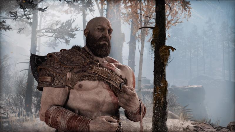 God of War – gwiazda WWE jako Kratos. Zobacz świetny strój na Halloween