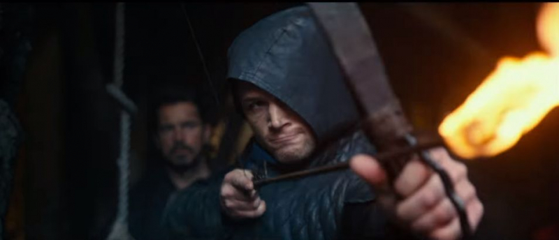 Robin Hood: Początek – nowy zwiastun. Efekciarska akcja