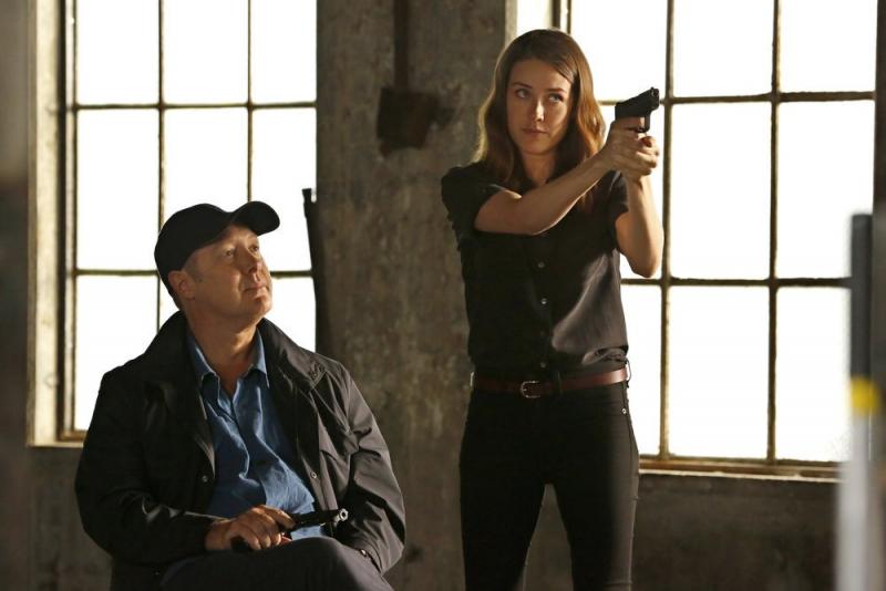 Czarna lista - bohaterowie na pierwszych zdjęciach z 9. sezonu serialu