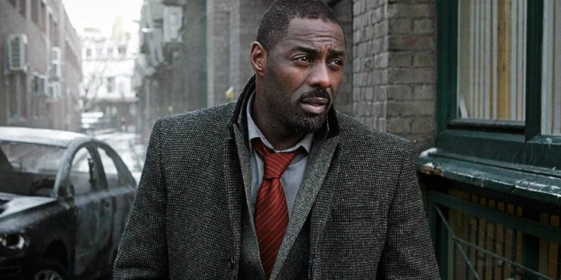 Luther: Idris Elba o postępach prac nad filmem