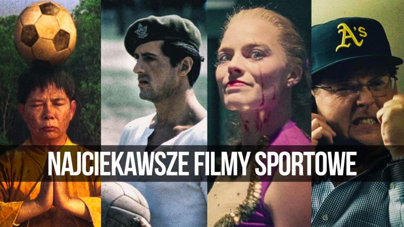 Nie tylko piłka nożna. Najciekawsze filmy sportowe    naEKRANACH #118