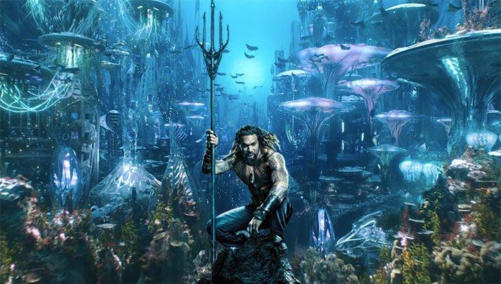 Pierwszy zwiastun filmu Aquaman – analiza materiału