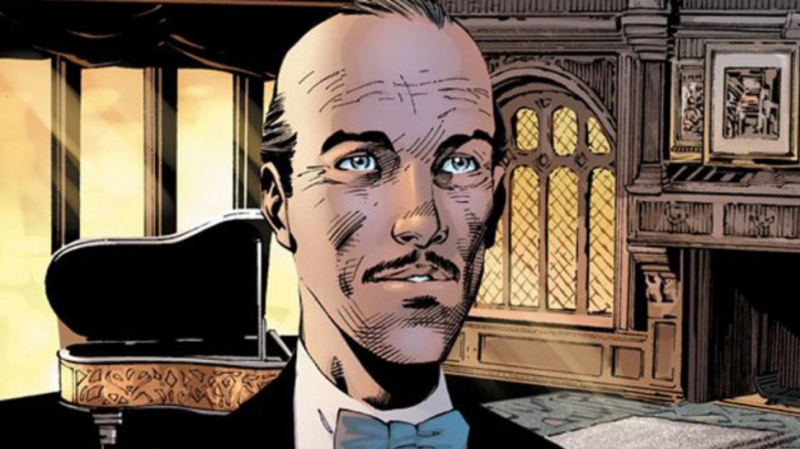 Pennyworth – Alfred na pierwszym, oficjalnym zdjęciu z serialu