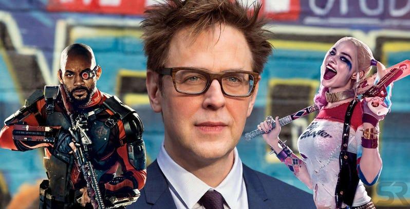 James Gunn obala teorie o zakulisowych konfliktach. Zaprasza reżyserów DC na plan filmu Marvela