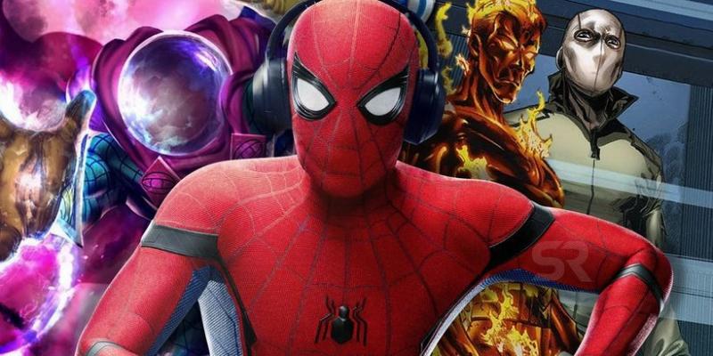 Spider-Man: Far From Home – Holland oficjalnie pokazał nowy strój