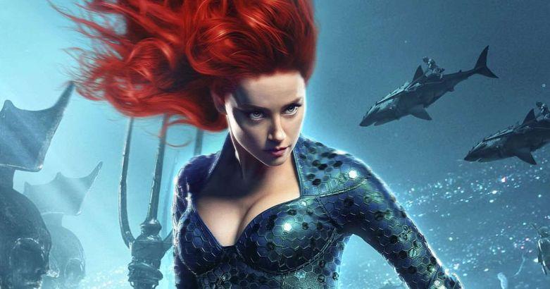 Aquaman 2 bez Amber Heard? Aktorka krytykuje płatne plotki na swój temat