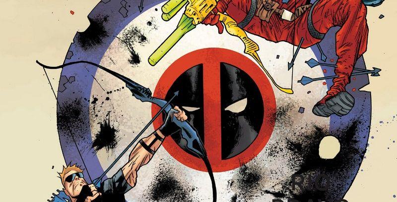 Hawkeye kontra Deadpool – recenzja komiksu