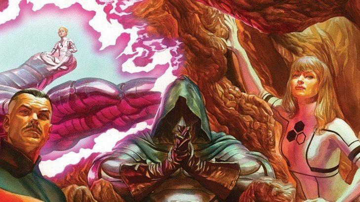 Tajne wojny – recenzja komiksu