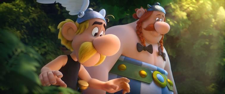 Asteriks i Obeliks. Tajemnica magicznego wywaru – teaser i Wojewódzki jako zły druid