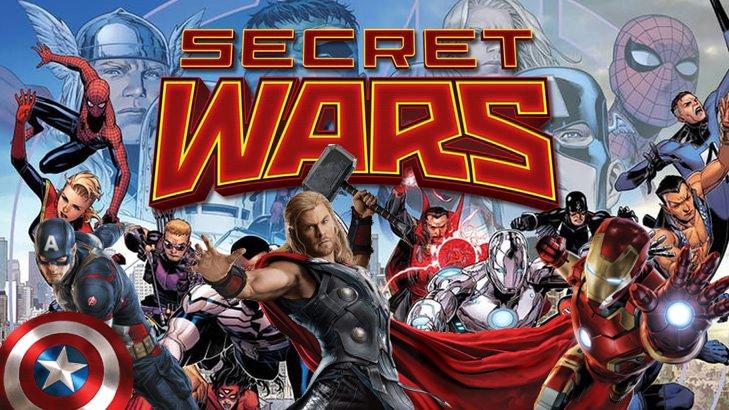 Tajne Wojny jako fundament 4. fazy MCU? To już może się dziać