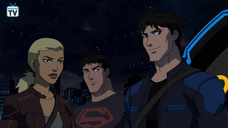 Young Justice: Outsiders – Amanda Waller i Suicide Squad w zwiastunie serialu