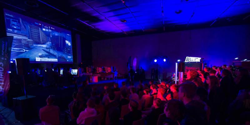 Śląski Festiwal Nauki – na imprezie nie zabrakło esportu