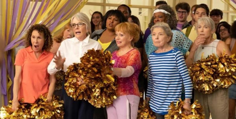 Poms – starsze panie jako cheerleaderki. Zwiastun nowej komedii