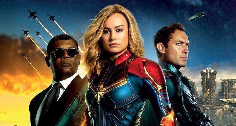 Kapitan Marvel – Brie Larson o swojej roli i nowe sceny. Zobacz klip