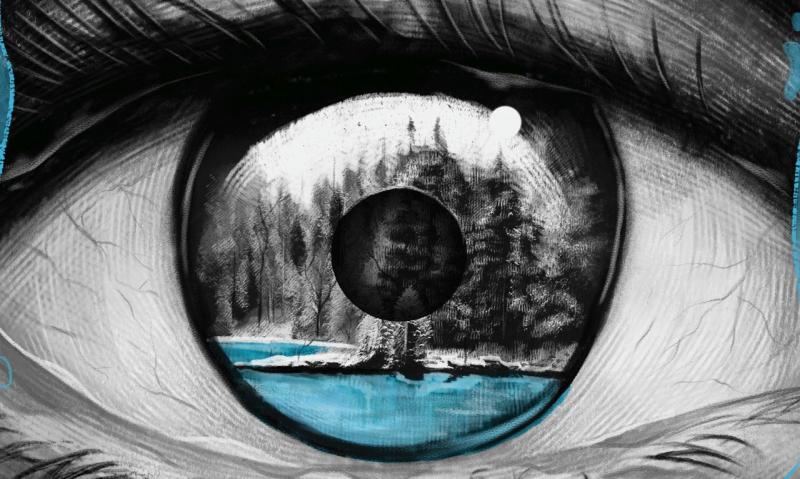Oczy uroczne: 3. tom Dożywocia Marty Kisiel w marcu