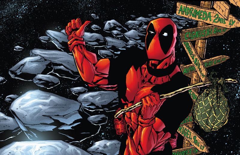Deadpool Classic. Tom 6 - recenzja komiksu