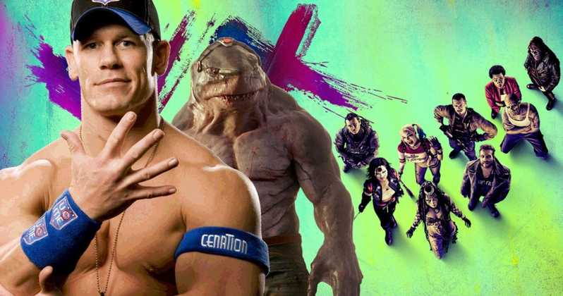 Legion samobójców 2 - John Cena w obsadzie zamiast Dave'a Bautisty?