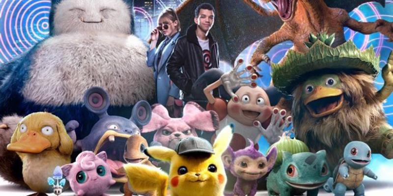 Pokemon: Detektyw Pikachu – kolejne spoty promują film. Są nowe sceny