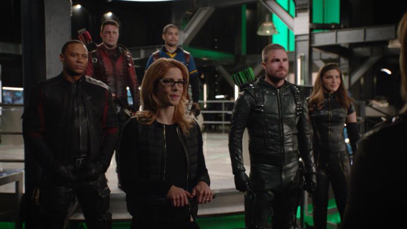 Arrow - Stephen Amell porównuje finał serialu do zakończenia Gry o tron