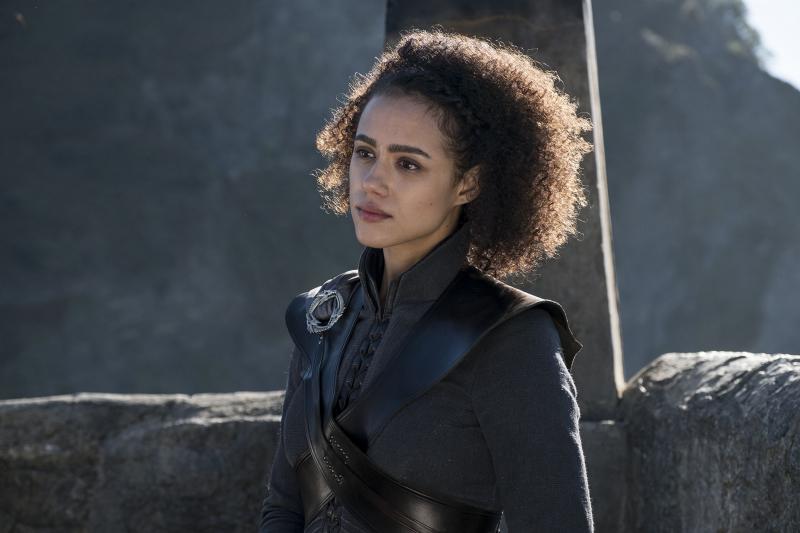 Gra o tron - aktorka o krytyce 8. sezonu. Wideo z tworzenia efektów specjalnych