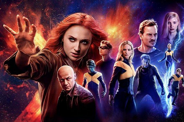 X-Men: Mroczna Phoenix - recenzja filmu