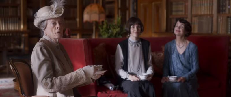 Downton Abbey - nowy zwiastun filmowej wersji kultowego serialu