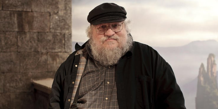 Droga - HBO stworzy serial oparty na powieści Rogera Zelaznego. George R.R. Martin producentem