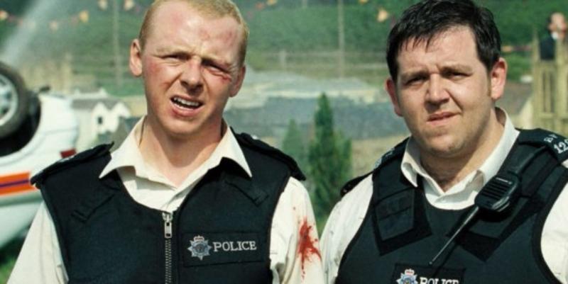 Svalta - Simon Pegg i Nick Frost stworzą horror o seryjnym mordercy