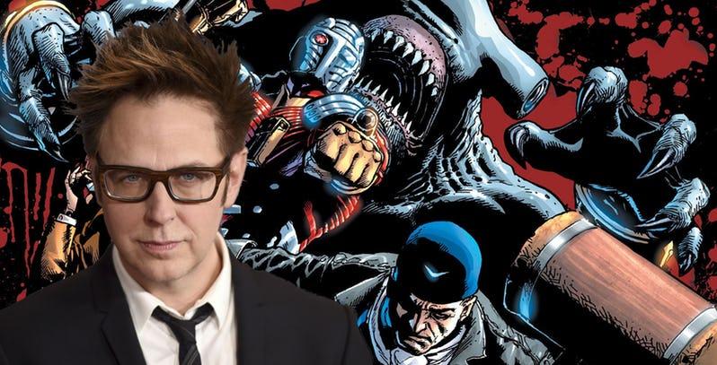 Legion samobójców 2 - Marvel Studios życzy szczęścia Jamesowi Gunnowi. Wysłali specjalny prezent