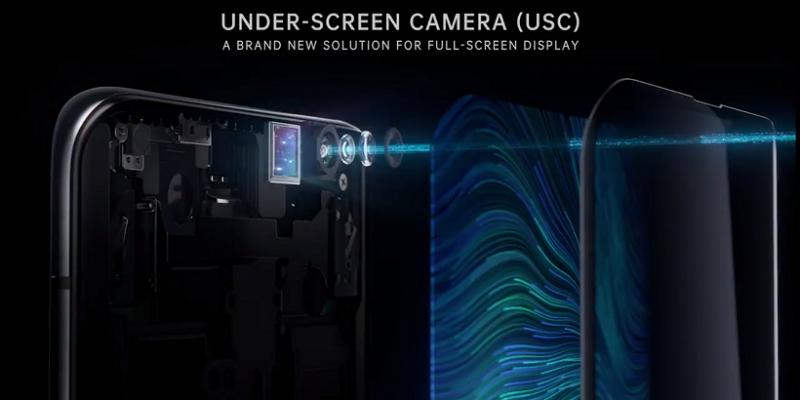 Firma Oppo pokazała, jak wygląda aparat pod ekranem telefonu