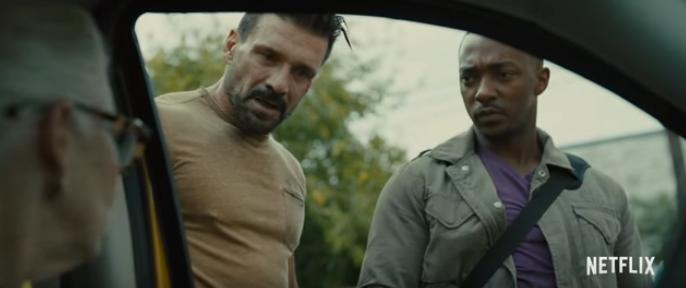 Point Blank - zwiastun filmu Netflixa. Gwiazdy MCU w thrillerze