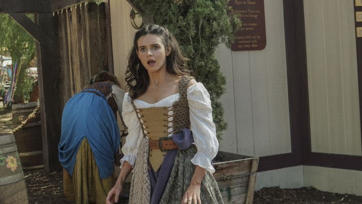 American Princess: sezon 1, odcinek 3 - recenzja