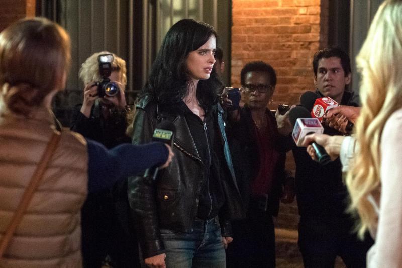 Jessica Jones - Netflix ukrył dodatkowe materiały dotyczące wroga bohaterki