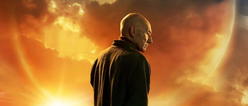 Star Trek: Picard - oto oficjalny plakat serialu