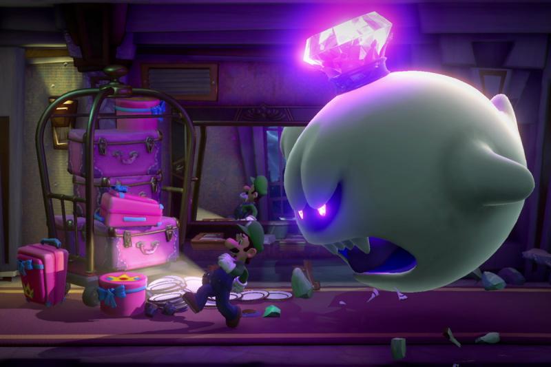 Luigi's Mansion 3 - data premiery już oficjalnie. Kiedy zagramy?