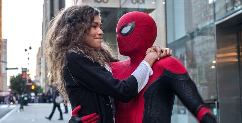 Spider-Man: Daleko od domu - strój Toma Hollanda niebezpieczny? Zendaya martwiła się o aktora