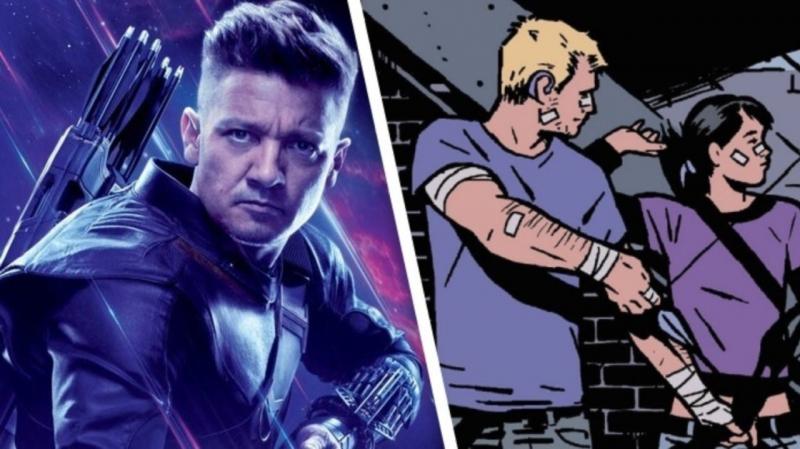 Hawkeye - producentka Avengers: Endgame o pomyśle na serial z Jeremy'm Rennerem